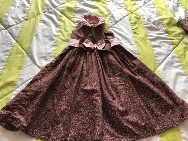 Vendo lindo vestido tamanho dois - Foto 2