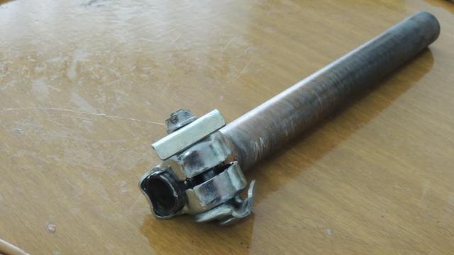 Canote, poste do selin, 27,5 mm - Foto 2