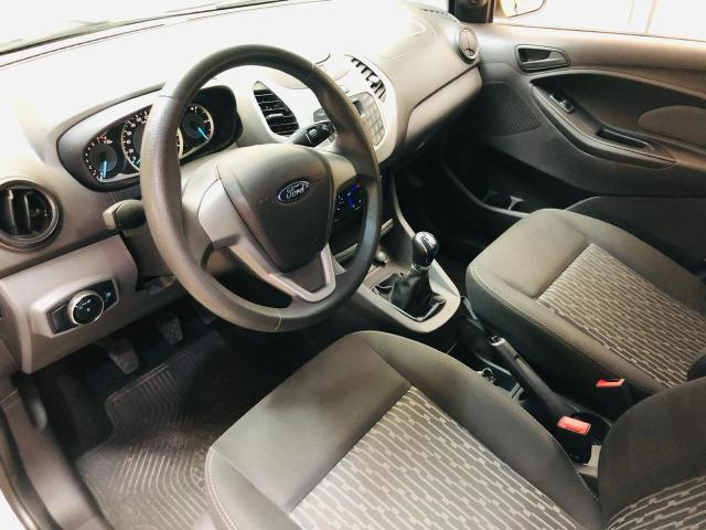 (5085) Ford Ka 2016/2017 1.5 Flex Se - Foto 8
