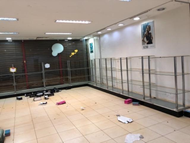 Vidros para loja de calçados