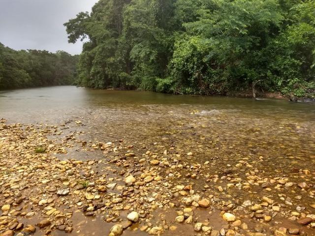 Chácara p/ lazer com piscina, passa o Rio Coxipo do Ouro, a 3km do asfalto - Foto 11
