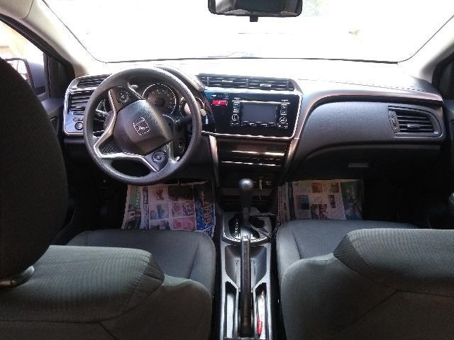 Honda City 2015 Preço da FIPE