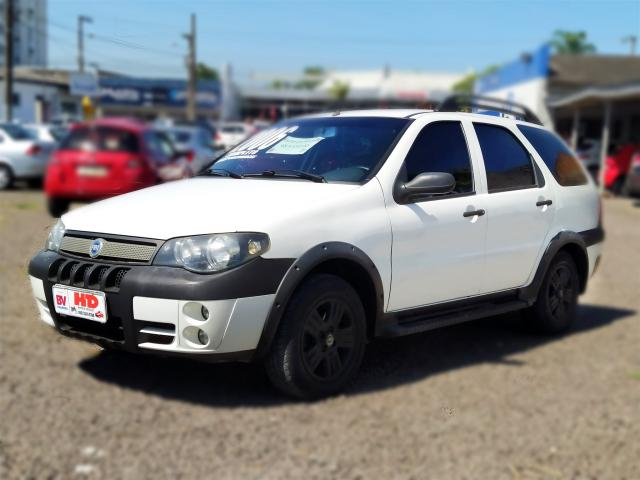 PALIO 2005/2006 1.8 MPI ADVENTURE WEEKEND 8V FLEX 4P MANUAL