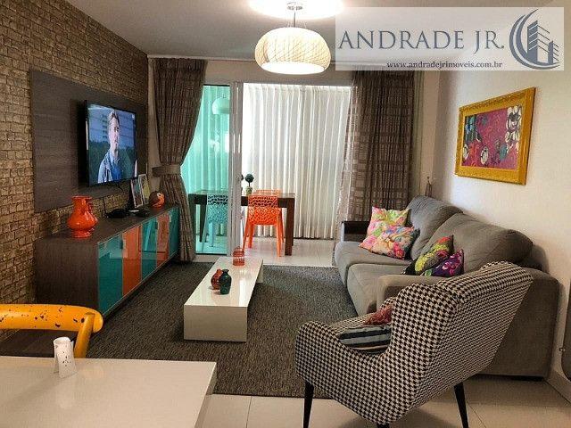 Apartamento de praia no Riviera em Aquiraz, com todas as opções de lazer e frente mar - Foto 10