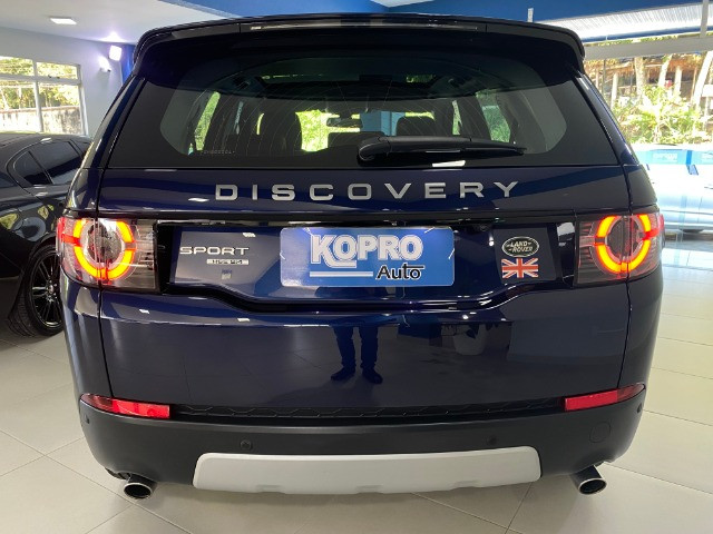 Land Rover Discovery Sport 2.0 Si4 Hse 2016 - Foto 8
