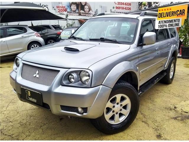 Mitsubishi Pajero sport 3.5 hpe 4x4 v6 24v gasolina 4p automático