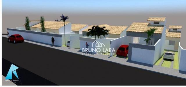 Casa com 3 dormitórios à venda, 70 m² por R$ 170.000 - Planalto - Mateus Leme/MG - Foto 4