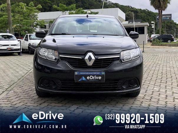 Renault Logan Expression Flex 1.6 16V 4p - Muito Espaçoso - Uber - Família - Novo - 2020 - Foto 2