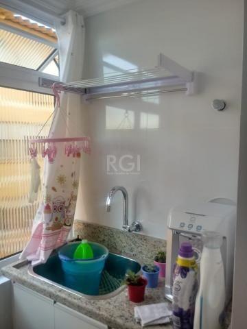 Apartamento à venda com 2 dormitórios em Jardim leopoldina, Porto alegre cod:OT7766 - Foto 13