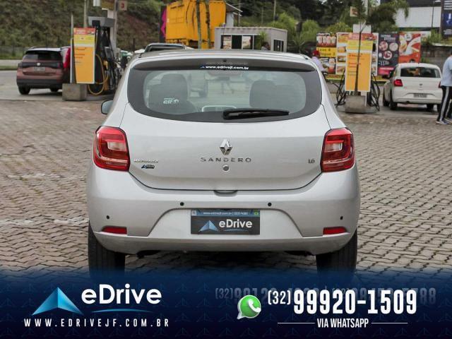 Renault Sandero Expression Flex 1.6 16V 5p - Carro Muito Novo - Lindo - Faço Troca - 2019 - Foto 5