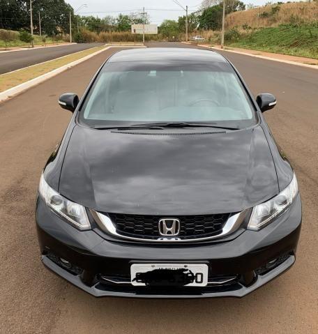 Honda Civic 2.0 LXR FLEXONE 4P - Foto 2