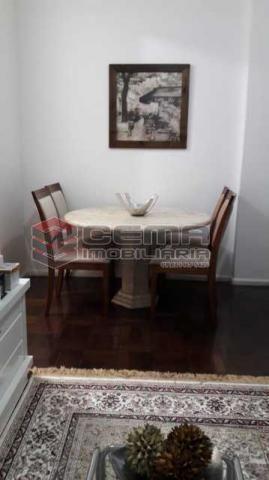 Apartamento à venda com 1 dormitórios em Flamengo, Rio de janeiro cod:LAAP12566 - Foto 4