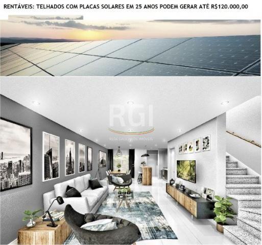 Casa à venda com 3 dormitórios em Aberta dos morros, Porto alegre cod:MI269874 - Foto 2