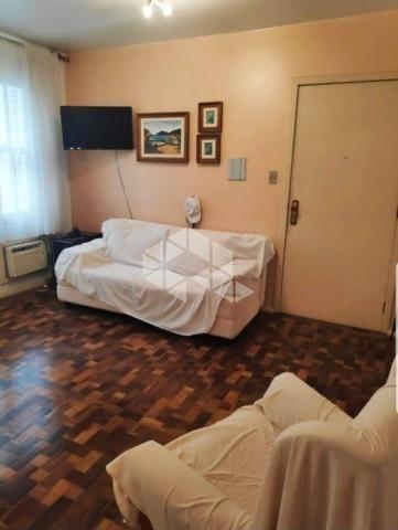 Apartamento à venda com 1 dormitórios em Centro histórico, Porto alegre cod:9928814