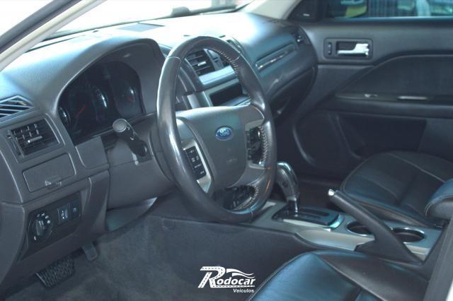 Ford Fusion 2.5 Branco - Foto 5