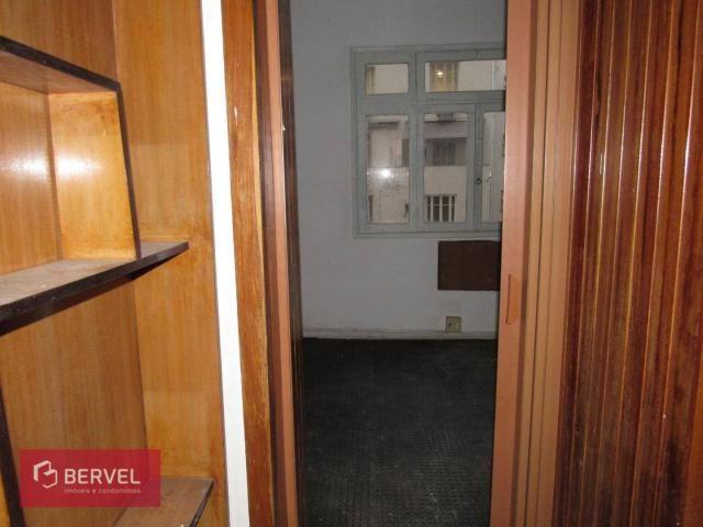 Sala para alugar, 28 m² por R$ 150,00/mês - Centro - Rio de Janeiro/RJ - Foto 3