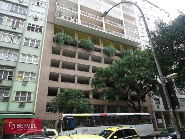 Box/Garagem para alugar por R$ 400,00/mês - Copacabana - Rio de Janeiro/RJ