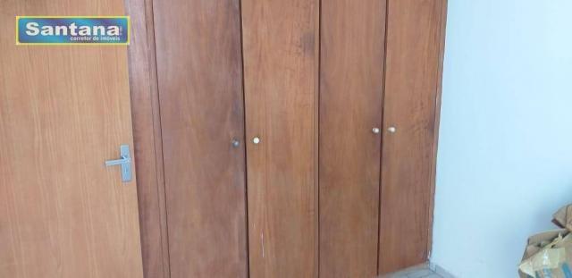 Apartamento com 2 dormitórios à venda, 58 m² por R$ 105.000,00 - Bandeirantes - Caldas Nov - Foto 6