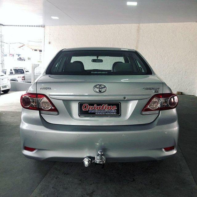 Toyota Corolla GLI 1.8 Automatico 2014 - Foto 5