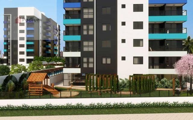 Apartamento à venda com 3 dormitórios em Bessa, João pessoa cod:15331