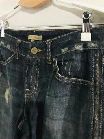 Calça jeans Le Lis blanc - Foto 2
