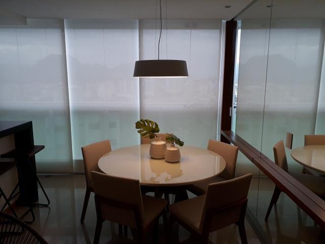 Apartamento 2 quartos decorado no Centro. Edifício com área de lazer - Foto 5