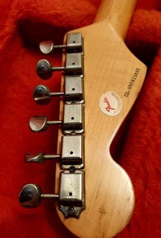 Fender Stratocaster Signature Eric Clapton Gibson Les Paul Standard custom 1959 - Foto 4