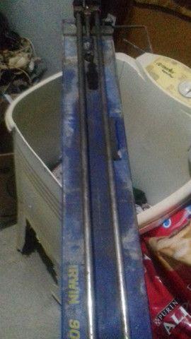 Vendo maquina de cortar piso e azulejo - Foto 3