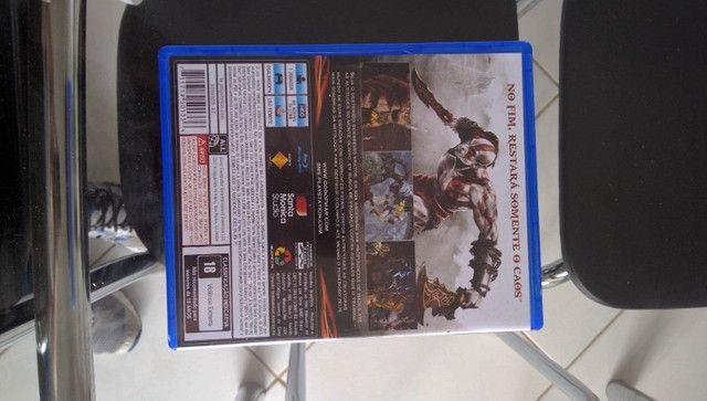 God Of War III Remasterizado Hits - Foto 3