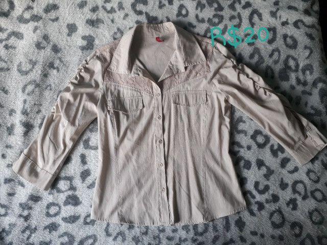 Blusas diversas - Foto 5