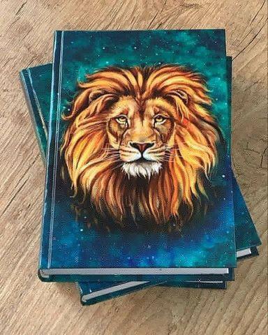 Bíblia Capa Leão - Foto 2