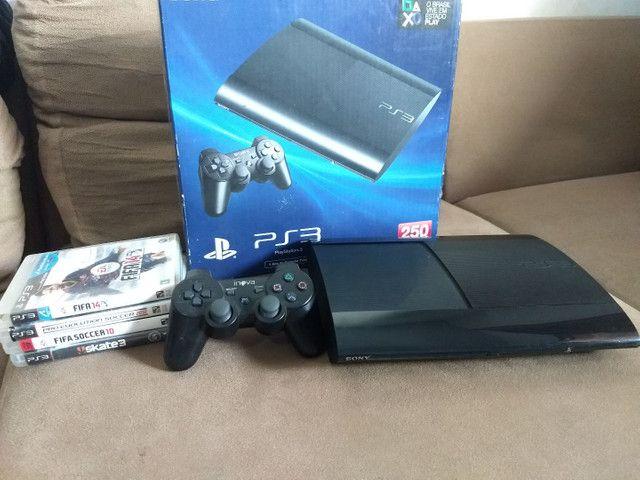 PS3 HD 500 desbloqueado com muitos jogos