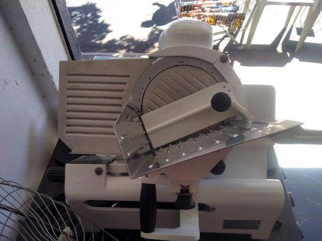 Fatiador 30 cm  semi automático - Foto 3