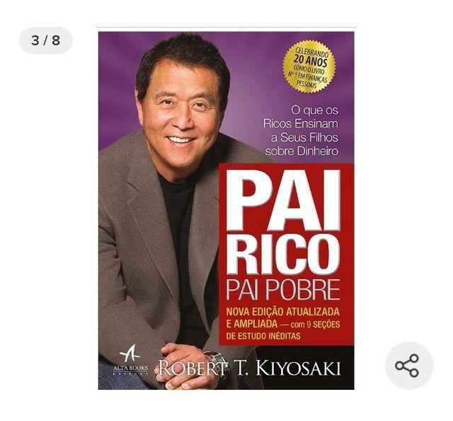 Kit 4 livros ? (não vendo separado, somente o kit - 4 livros) - Foto 2