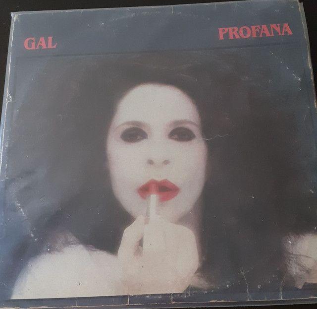 LP - Gal Costa - Profana