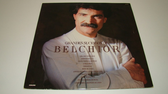LP Vinil - Belchior - Grandes Sucessos - 1.991 - Foto 5