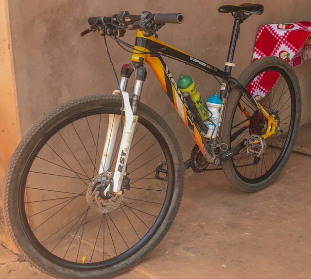Bike venzo viper quadro 17 - Foto 3