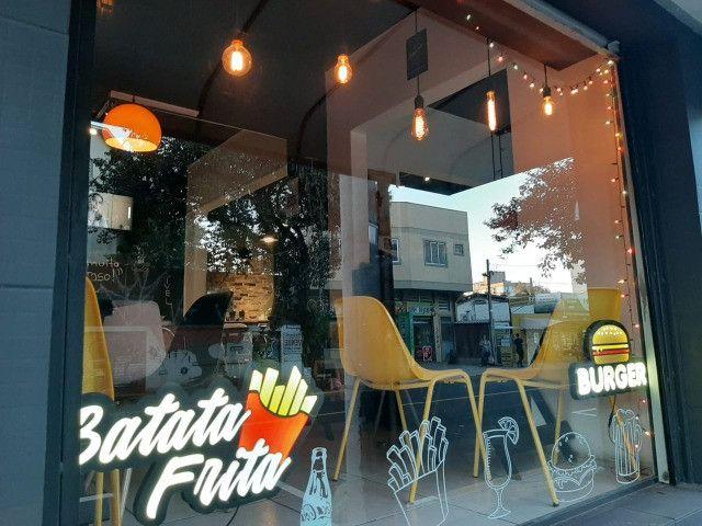 Ponto Comercial (Restaurante) na Santos Ferreira - Canoas - Próx. Colégio Mal. Rondon - Foto 3
