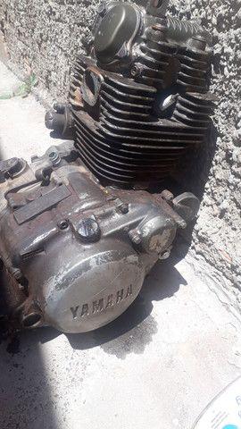 Motor de xt 225 troco por bota de trilha  - Foto 2