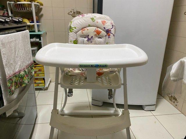 Cadeira Alimentação Burigotto - Foto 2