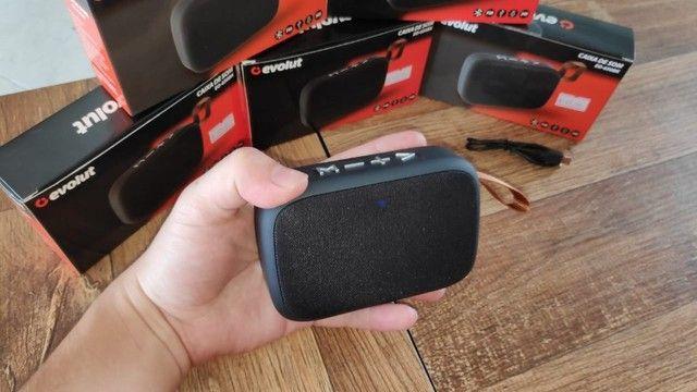 Caixa de Som Bluetooth Super Barata! (Produto Novo) - Foto 6
