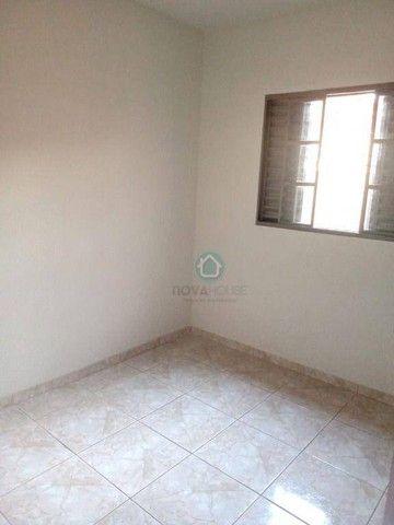 Casa com 2 dormitórios para alugar, 50 m² por R$ 700,00/mês - Piratininga - Campo Grande/M - Foto 7