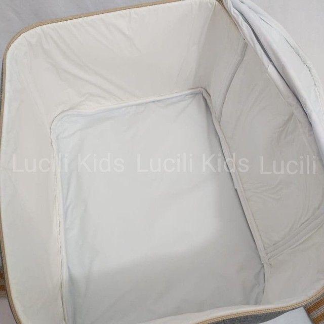 Kit Bolsas Maternidade luxo - Foto 3