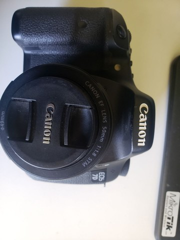 Canon 7D usada  - Foto 4