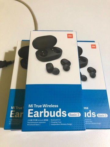 Fone Xiaomi Mi true wireless Earbuds Basic 2 (Produto novo lacrado)