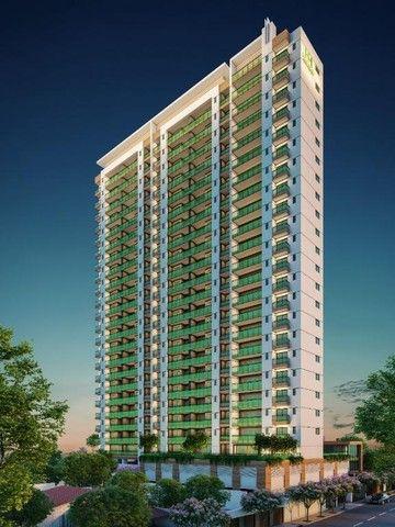 Apartamento com 3 dormitórios à venda, 113 m² por R$ 732.388,00 - Parquelândia - Fortaleza - Foto 2