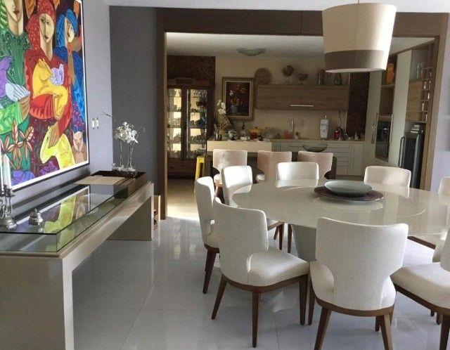 Apartamento luxuoso com vista mar todo projetado na Ponta do Farol