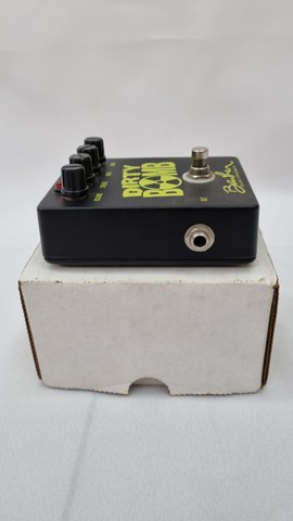 Pedal Barber Dirty Bomb made in USA - Foto 4