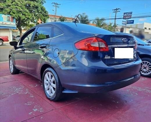 Vd/Tr New Fiesta 1.6 Sedan 2011 Completo