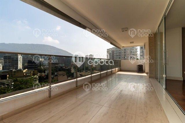 Apartamento à venda com 4 dormitórios em Laranjeiras, Rio de janeiro cod:FL4AP54682 - Foto 5